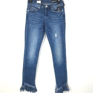BLANKNYC Reade Classic Skinny Jeans Size 27